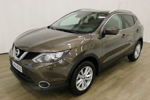 QASHQAI dCi 130 N-Connecta 2WD 6M/T Glass roof